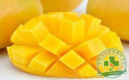 牛皮癣可以吃芒果吗?